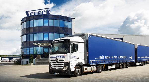 Scheck Transporte